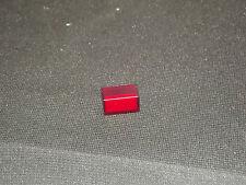 Revox A700 Reel to Reel Original Red Plastic Switch Knob Part