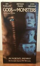 Gods and Monsters (Vhs, 1998)