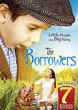 The Borrowers 8-Film Set Children Family Anime Animation NEW DVD 2-Disc Set