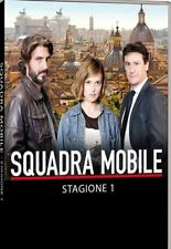 Squadra Mobile 1 DVD.Serie TV 1° Stagione completa Box 3 DVD