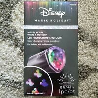 Disney Mickey Mouse Magic Holiday Outdoor Stake Light