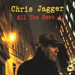 CHRIS JAGGER All The Best 2017 16-track CD + DVD NEW/SEALED