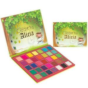 DISNEY ALICIA Professional Artistry Huda Morphe 35 Colours Eye Shadow Palette