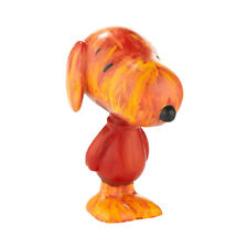 Enesco Department 56 Peanuts Snoopy by Design Chili Dog Figurine