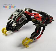 Lego Bionicle Technic Set 8538 muaka RAHI Rojo técnico con función
