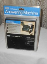 TOZAJ FULL FEATURED ANSWERING MACHINE. NEW