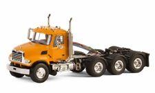 Mack Granite Truck 8x4 Day Cab Diecast Tractor by WSI Diecast Model