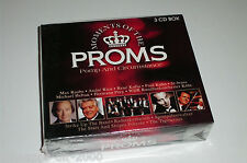 MOMENTS OF THE PROMS 3 CD'S MIT MAX RAABE ANDRE RIEU RENE KOLLO PAUL KUHN WDR RU
