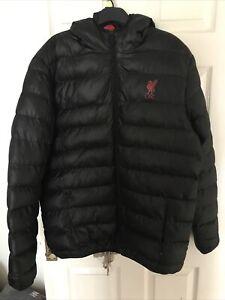 Liverpool FC Puffer Jacket L