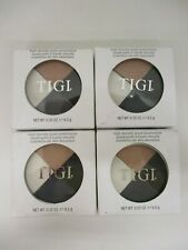 4 Tigi High Density Quad Eyeshadow - Smoky Hot - Jp 5697