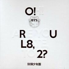 Album Pop BTS Music CDs & DVDs