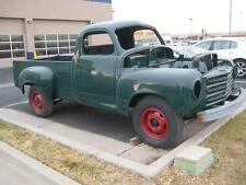 Photo. Green Studebaker 2R10 Truck - 1,500 pounds