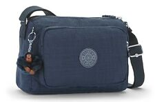 Kipling Reth Small Shoulder Bag In Dazz True Blue BNWT