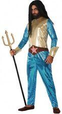 Déguisement Homme AQUA XL Super Héro Comics Aquaman Cinéma NEUF