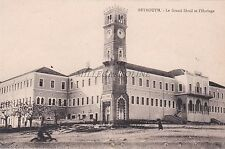LEBANON - Beyrouth - Le Grand Serail et l'Horloge