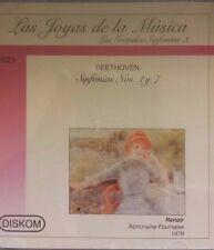 Las Joyas de la Musica - Beethoven - Las Grandes Sinfonias - 3 (CD)