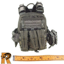 Skipper Task Force Spectre - Tactical Vest - 1/6 Scale - E S Action Figures