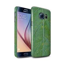 Housses et coques anti-chocs vert brillant Samsung Galaxy S6 pour téléphone mobile et assistant personnel (PDA)