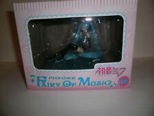 """Statuette VOCALOID: HATSUNE MIKU """"Fairy Of Music"""" SEGA PM Figure NEW SEALED"""