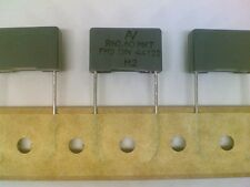 Lot of 4 Arcotronics Metallized Polyester Film Capacitors 1uF 100V 10% R60