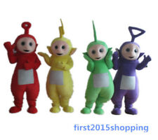 Teletubbies TV Teletubby Mascot Costume Birthday party dress Halloween Adults UK