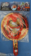 MARVEL AVENGERS GIANT BUBBLE WAND FEATURING IRON MAN & IRONMAN BUBBLE DIP TRAY