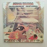 Stevie Wonder Fulfillingness First Finale LP Orig 1974 T6-332S1 Vinyl Record VG+