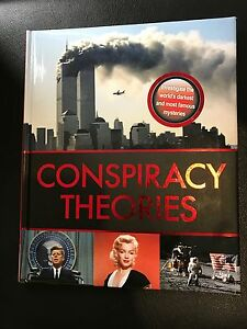 New . Conspiracy Theories By Igloobooks
