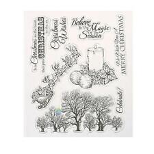 Силиконовые прозрачные резиновые штампы печать скрапбукинг альбом изготовление открыток декор сделай сам ремесло