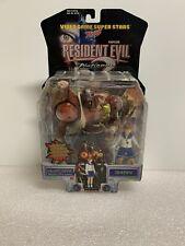 Resident Evil William Birkin and Sherry Toy Biz