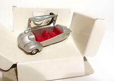 Messerschmitt Kabinenroller Cabriolet Cabrio silber silver met, Gama 1:43 boxed!