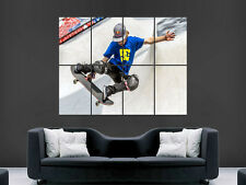 SKATE SKATEBOARDING X GAMES  POSTER WALL ART PICTURE  LARGE GIANT