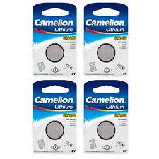 4x Camelion CR2430 LITIO PILAS de botón 3v dl2430c e-cr2430 5011lc