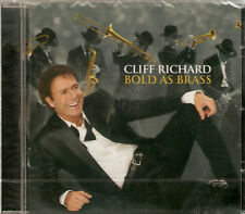 Cliff Richard - Bold As Brass (CD 2010) NEW/SEALED