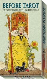 Tarots Before Tarot By Alligo - Natif - Eon & Rossi Editeur LO SCARABEO