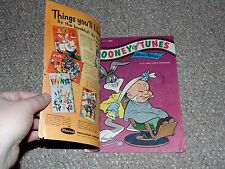 1954 Dell Looney Tunes & Merrie Melodies # 148 Double Cover PR 0.5 Condition