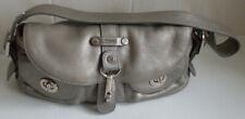 MODALU London Gold Metallic Silver Hardware Handbag Shoulder Bag Grab Clutch