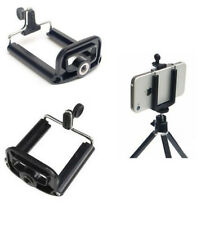 Hot Cell Phone Camera Stand Clip Tripod Holder Mount Adapter For iphone HTC