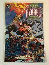 BATMAN SWORD OF AZRAEL #2 (1992 DC COMICS) NM QUESADA ART