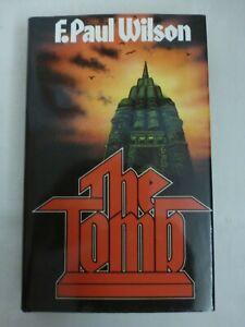 The Tomb by F Paul Wilson - Guild Publishing (Hardback 1986) - GOOD
