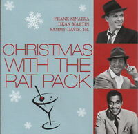 FRANK SINATRA / DEAN MARTIN / DAVIS JR. - Christmas with the Rat Pack - CD album
