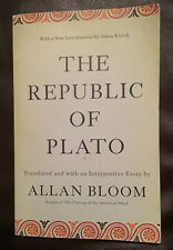 Republic of Plato : Translated and with an Interpretive Essay (2016, Trade...