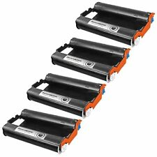 4PK PC301 PC-301 with PC302RF for Brother Fax Printing Cartridge FAX 870MC 885MC