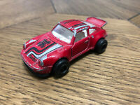 Majorette Porsche 911 Turbo France N0209 1/57 Made in France DieCast Scale Model