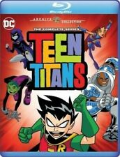 Teen Titans ~ Complete Series ~ Blu Ray Set ~ New & Sealed!