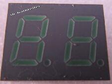 10 Stück LTD432G LITEON 2 Digit 10,21mm LED 7-Segment Anzeige GRÜN