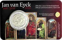 Belgien 2 Euro 2020 Jan van Eyck CoinCard