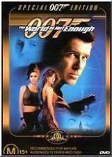 Brand New DVD World Is Not Enough The (007) (SE) Pierce Brosnan Sophie Marceau