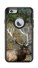 Skin Decal Wrap for Iphone 6 6S Otterbox Defender Case Elk Antlers Horns Deer