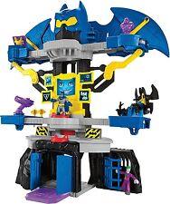Mattel Original Kinder Verwandlungsaction Bathöhle Spielzeug Batman Edition